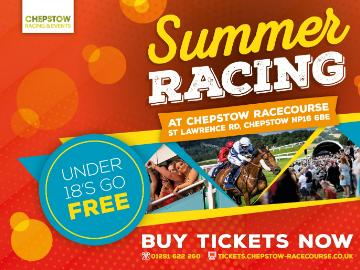 Summer Racing at Chepstow